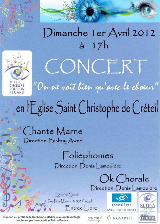 2011.04.01 Affiche concert Retina